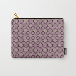 pattern (pale pink#2) Carry-All Pouch
