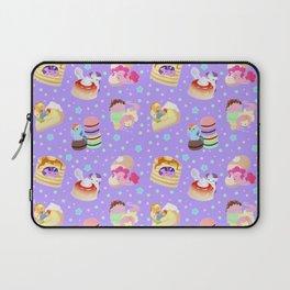 Ponies x Sweets Laptop Sleeve