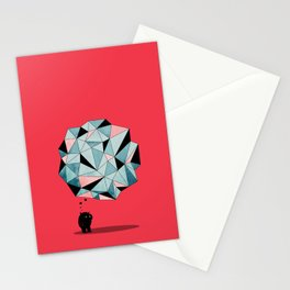 The Pondering Stationery Cards