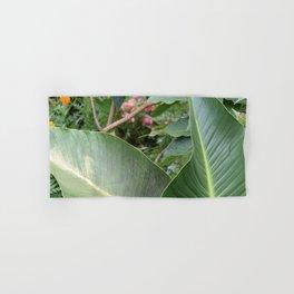 Costa Rica Palm Hand & Bath Towel