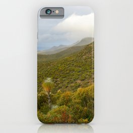 Bluff Knoll, Stirling Range National Park. WA iPhone Case