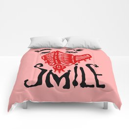 Smile! Comforters