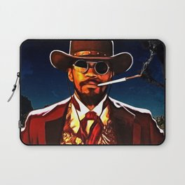 The D is Silent Laptop Sleeve