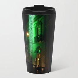 Green Cascade Travel Mug