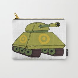 My other car is a tank Carry-All Pouch