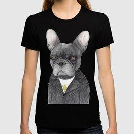 Hard Rock French Bulldog T-shirt