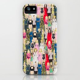 Madonna-A-Thon iPhone Case