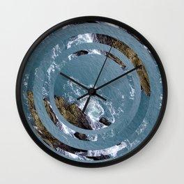 DROP VIEW Wall Clock