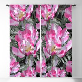 Pink bunch Blackout Curtain
