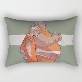 JAIL JUNKERS Rectangular Pillow