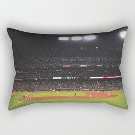 AT&T Park At Night Rectangular Pillow