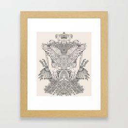 The Ravenous Framed Art Print