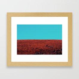 Spliiit Framed Art Print