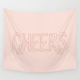 Cheers! Wall Tapestry