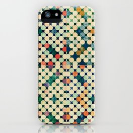 The Meek Dots iPhone Case