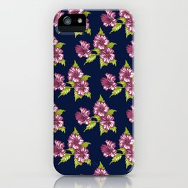 Jessica Blue iPhone Case
