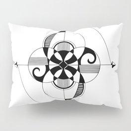 Connect Reject Rejoin Pillow Sham