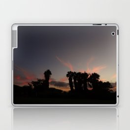 sunset in paradise Laptop & iPad Skin