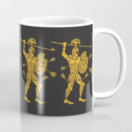 the warrior Coffee Mug