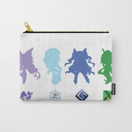 Hyperdimension Neptunia Next Goddesses Carry-All Pouch