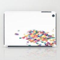 sprinkles iPad Cases featuring Sprinkles by Dena Brender Photography