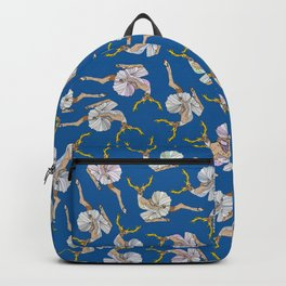Dancing Reindeers - Diesel Blue Backpack