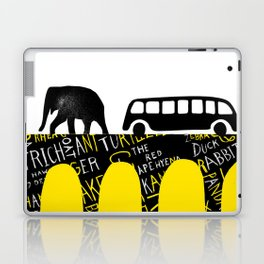 Elephant Parade Laptop & iPad Skin