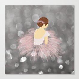 Ballerina Dancer V2 Canvas Print