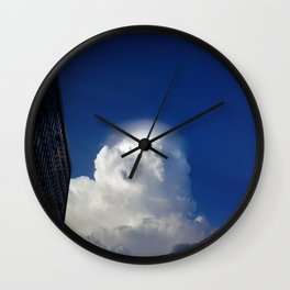 Bald Wall Clock