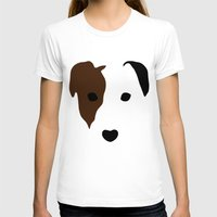 terrier T-shirts featuring Russell Terrier by Dizzy Moments