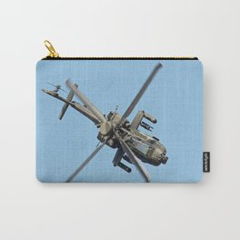 Apache on the Attack Carry-All Pouch