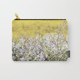 Wildflowers I Carry-All Pouch