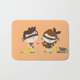 By your side Bath Mat