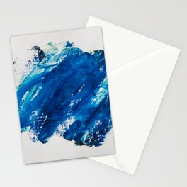 Blue Blue Stationery Cards