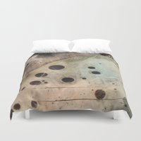 camus Duvet Covers featuring Sisyphus by jbjart