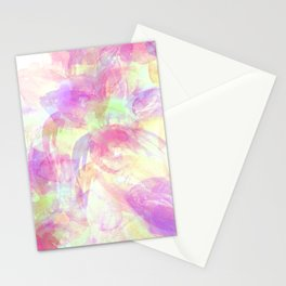 Happy Neons Stationery Cards