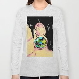 Galaxy gauge Long Sleeve T-shirt