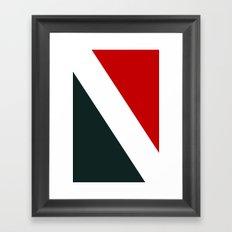 The Spencer Framed Art Print