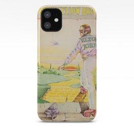 John - Goodbye Yellow Brick Road by Elton iPhone Case