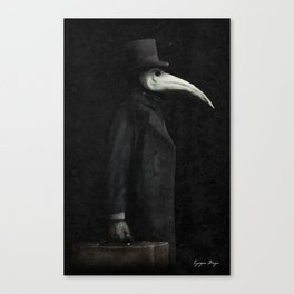 Las Plagas Canvas Print