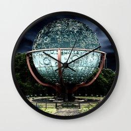 Swing Around The world Wall Clock