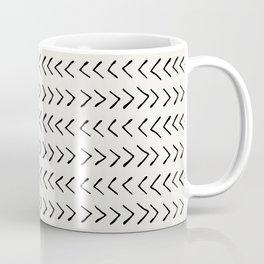 Arrows on Alabaster Coffee Mug