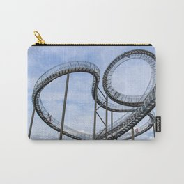 living in one heart Carry-All Pouch