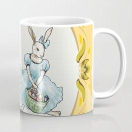 Dressed Easter Bunnies 2 Coffee Mug