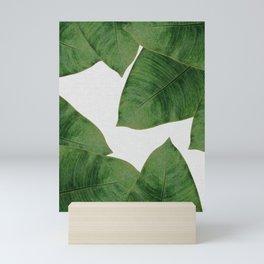 Banana Leaf II Mini Art Print