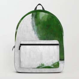 Green Pepper Backpack