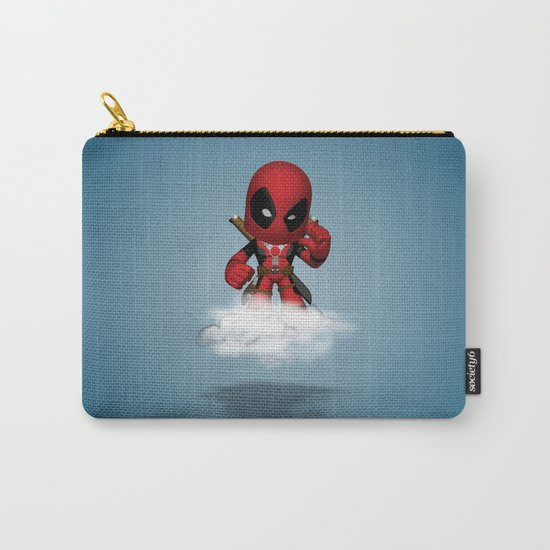 I'm Diedpool Flying Carry-All Pouch