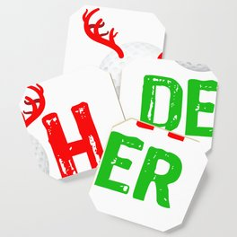 ohdeer golf Coaster