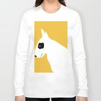 bull Long Sleeve T-shirts featuring - BULL - by TWELVE TWELVE