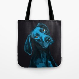 The Dogs: Riley B. Tote Bag